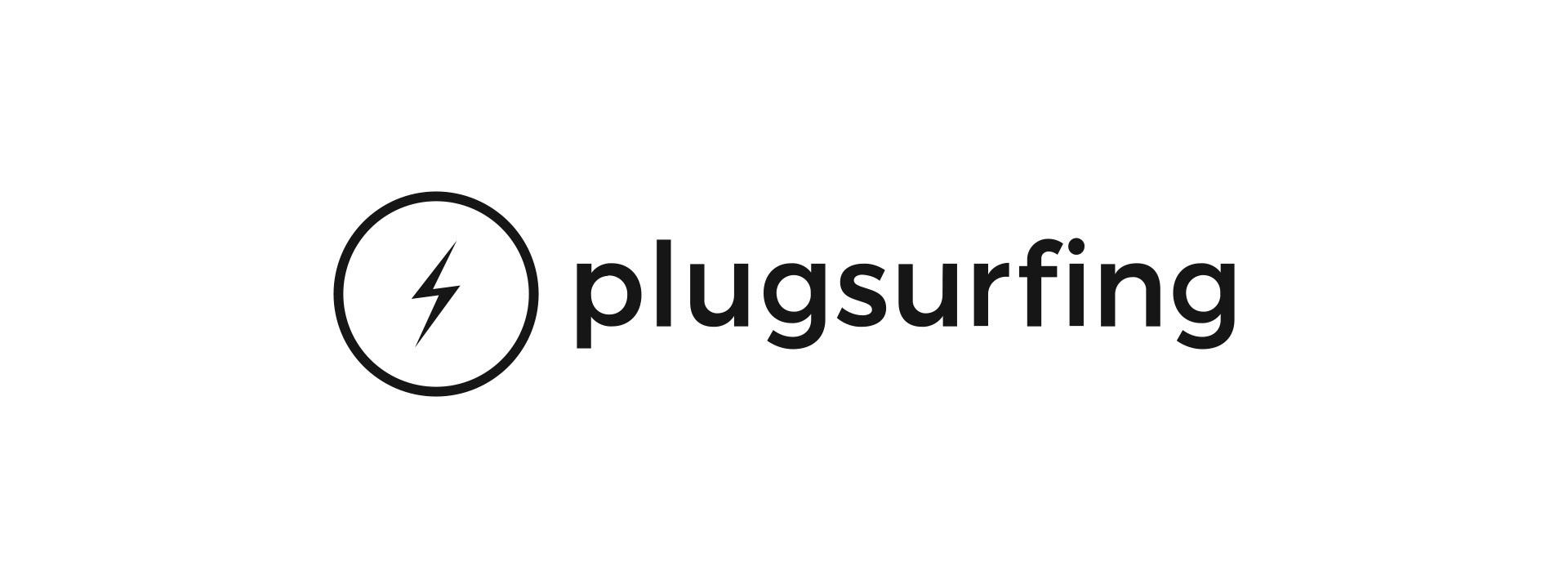 logo plugsurfing mistergreen